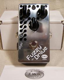 EWS FD-1 Fuzzy Drive Fuzz / Overdrive