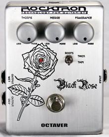 Rocktron Black Rose Octaver - Boutique Series