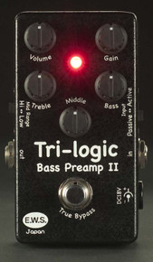 EWS Tri-Logic Bass Pre-amp II