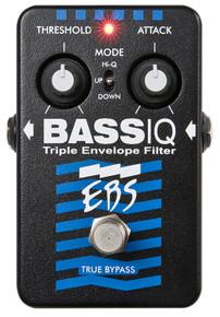 EBS BassIQ - Triple Envelope Filter