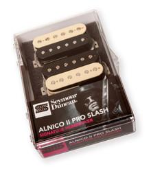 Seymour Duncan Alnico II Pro Slash APH-2 Humbucker Pickup Set - zebra/reverse zebra