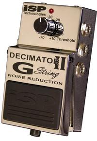ISP Technologies Decimator G String II Noise Reduction pedal