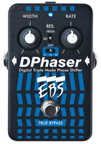 EBS DPhaser Digital Triple Mode Phase Shifter