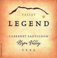 Valley Legend Napa Valley Cabernet Sauvignon