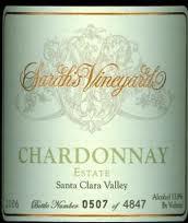 Sarah's Vineyard Chardonnay (Central Coast)