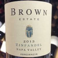 Brown Estate Zinfandel