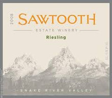 Sawtooth Riesling