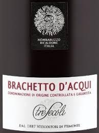 Tre Secoli Brachetto D'Acqui