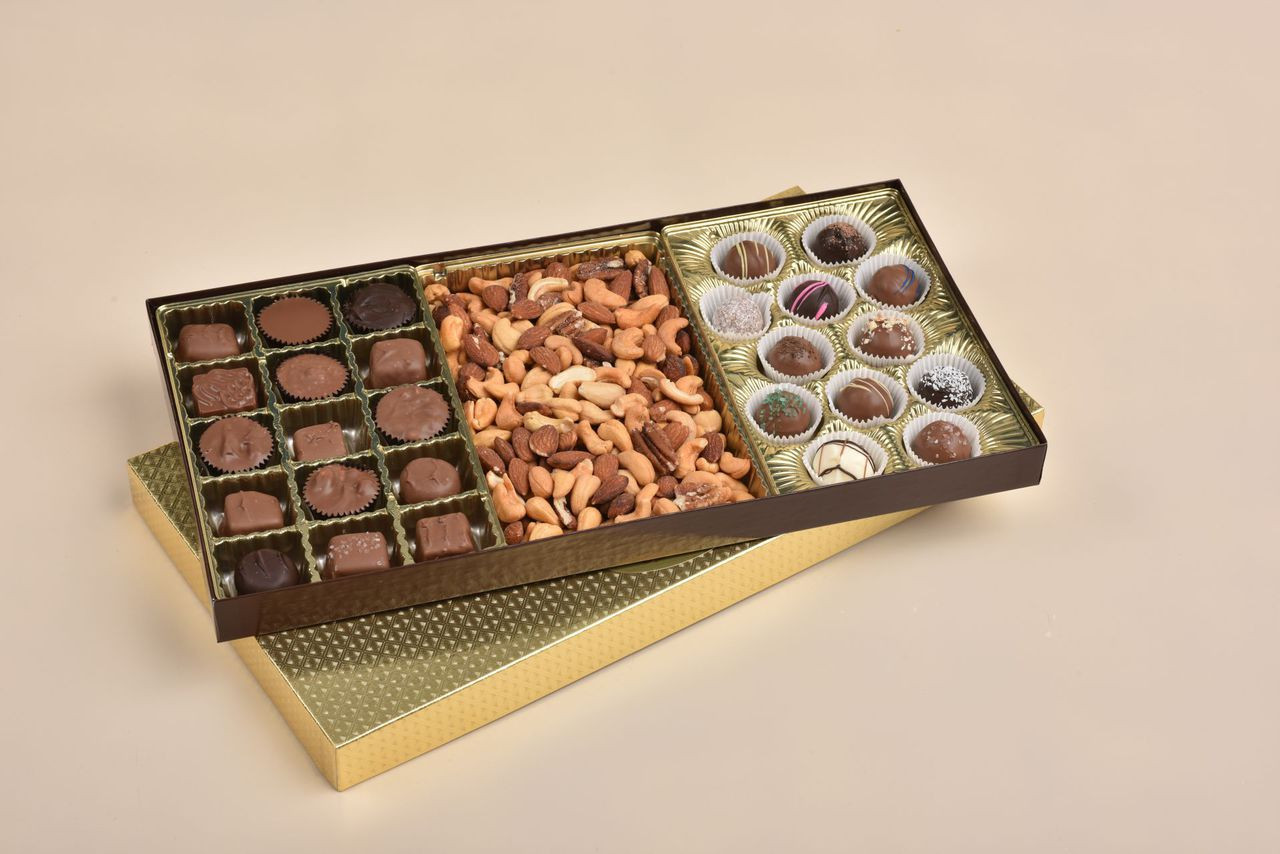 Coblentz Collection Gourmet Chocolate Holiday Gift Amish Country