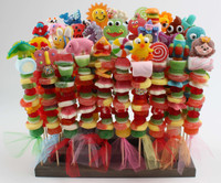 Forever Sweet Candy Kabobs-Set of 3