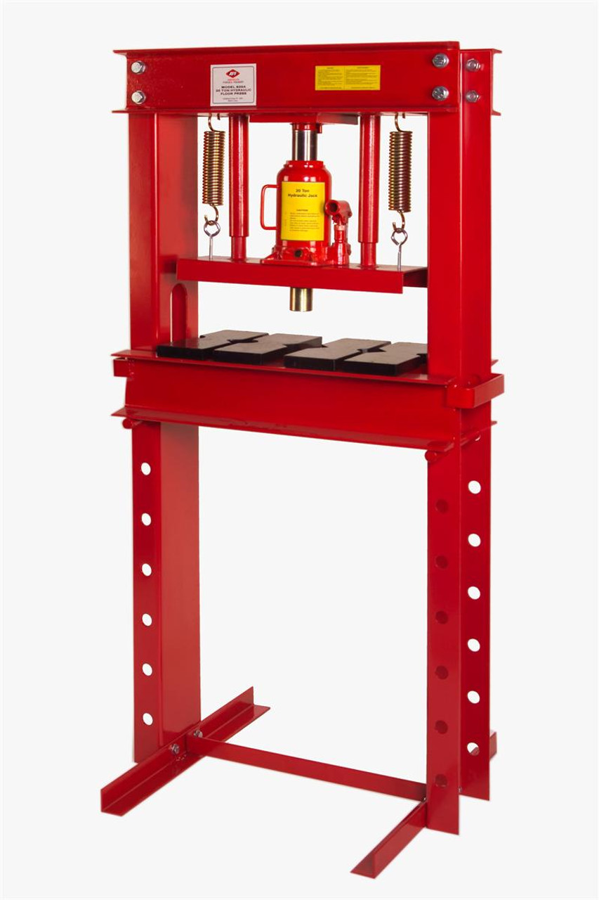 Aff 820a shop press mile x equipment for Pressa usata per officina