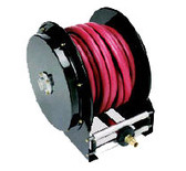Hosetract LD-1025 Low Pressure Air/Water/Solvents Hose Reel
