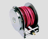 Hosetract LDS-1025 Stainless Steel Hose Reel