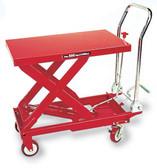 AFF Hydraulic Table Cart