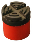 "Herkules AJX50 2"" Adapter for Herkules Air Jacks"