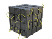 AME 15260 Super Stacker Cribbing Blocks Kit