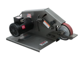 Jet 577000, 2 x 72 Square Wheel Belt Grinder | MADE IN THE USA