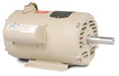 Baldor UCL570 5-7 HP 3450 RPM Single Phase OPAO Grain Dryer Vane Axial Fan Motors