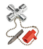 Knipex 001102 Universal Control Cabinet Key