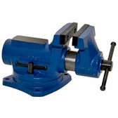 """Yost RIA-4, 4"""" Compact Bench Vise with 360° Swivel Base"""