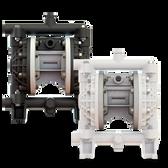 "Versa-Matic E5PP2R229C 1/2"" Diaphragm Pump - Made in USA"