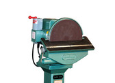 Burr King Model 12 Bench Disc Grinder (BUR29140)