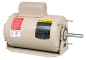 BALDOR CHC3417A 1/3 HP 1100 RPM TEAO 1 PH HVAC MOTOR