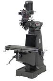JET 692187 JTM-1 Mill, 230V 3Ph, Newall DP500 DRO