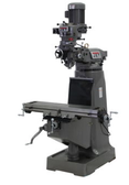JET 692194 JTM-2 Mill, 1 Ph with Newall DP500 DRO and X-Axis Powerfeed