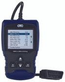 OTC 3209 OBD II, ABS and Airbag Scan Tool