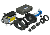 OTC 4247 Hendrickson Suspension Bushing Master Kit with Pump