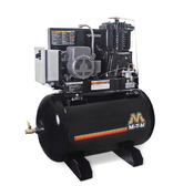 MI-T-M ACS-23105-80HM 80-Gallon Two Stage Electric