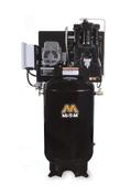 MI-T-M ACS-23105-80VM 80-Gallon Two Stage Electric