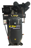 BENDPAK VMX‐7580V‐601 V‐Max Elite Air Compressor / 7.5 HP / 80‐Gallon Vertical Tank
