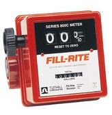 "Fill-Rite 807C 3/4"" Meter / 5 - 20 GPM, NPT"