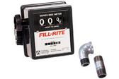 Fill-Rite 807CMK FLOW METER KIT