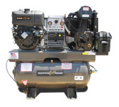 Industrial Gold Platinum Series CI14GEK30-GENWD Air Compressor/Generator/Welder Combo Unit