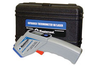 Mastercool 52224A Infrared Thermometer with Laser