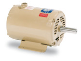 Baldor UCM713 7.5-10 HP 3450 RPM Three Phase OPAO Grain Dryer Vane Axial Fan Motor