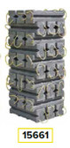 AME 15661 Super Stacker Cribbing Blocks Kit
