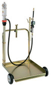 Raasm 37200-55 Mobile Fluid Caddy for 55 Gal Drum