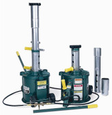 Emerson Model 220 12 Ton Air Lift Jacks