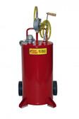 JohnDow FC-25GC 25-Gallon Steel Gas Caddy U.L. Approved