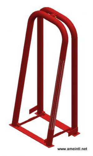 AME 24420 2 Bar Tire Inflation Cage