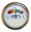 Goodall 71-520S Replacement Ammeter Color Indication Gauge