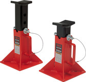 "Norco 81205 5 Ton USA Pin Jack Stands. 9.5"" to 15.75"""