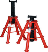 """Norco 81208I 10 Ton Jack Stands (Imported). 10.5"""" to 17"""""""