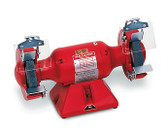 "Baldor 7"" Grinder, 3,600 RPM, Stamp Steel Tool Rest, Non-Exhaust"