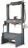 Dake 42-304 20 Ton Air Hydraulic Rolling Bed Press