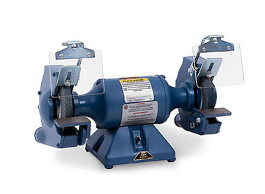 Baldor 7351 7 Quot Bench Grinder Buffer 1 2 Hp 3600 Rpm